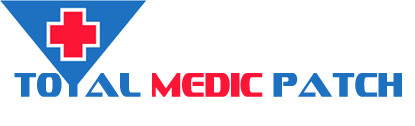 Total Medic Patch Media Logo