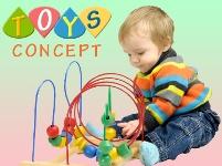 ToysConcept - Online Toys Shop - Educational Toys Logo