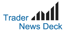 Trader News Deck Logo