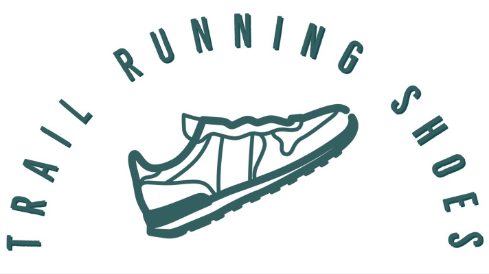 Trail Running Shoes Logo
