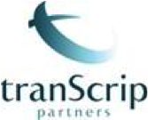 Transcrip Partners Logo