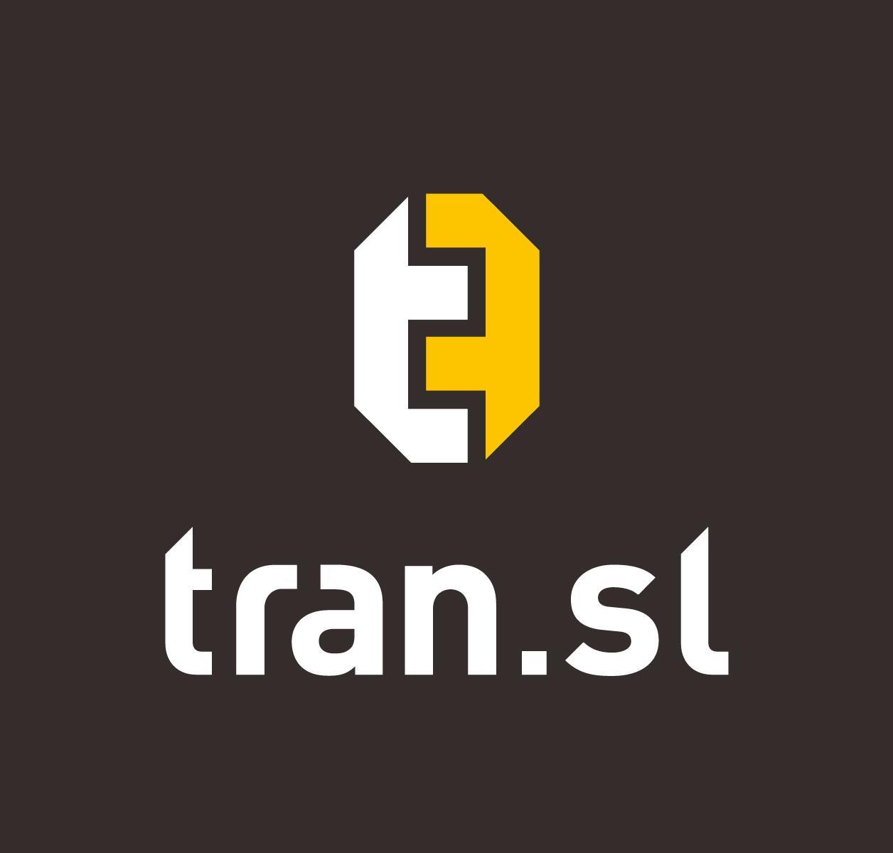 TRAN.SL Logo