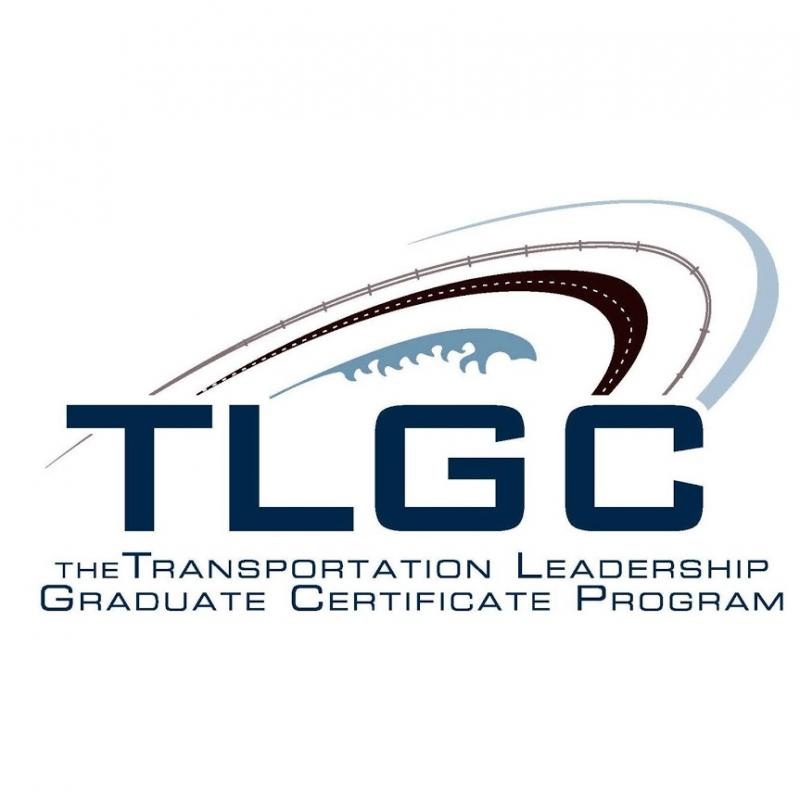 Transportation Leadership Graduate Certificate Logo