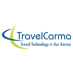 TravelCarma - Travel Technology Logo