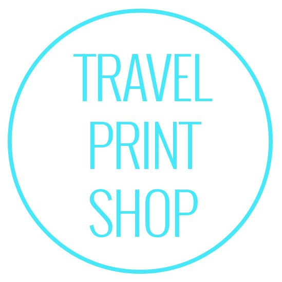 travelprintshop Logo
