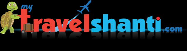 Mytravelshanti Logo