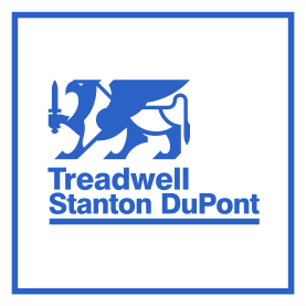 Treadwell Stanton DuPont Logo