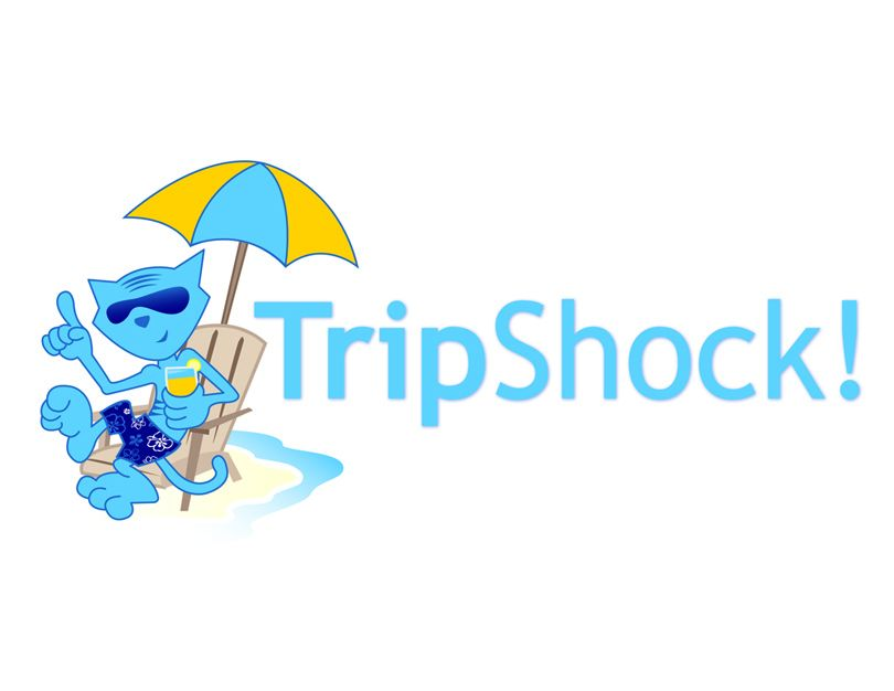 TripShock Logo