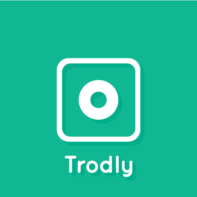 trodly Logo
