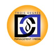 Trois Degres Management & Media LLC Logo
