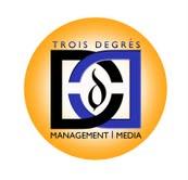 Trois Degres Management & Media LLC Logo