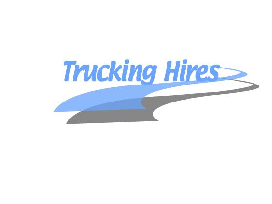 TruckingHires.com Logo