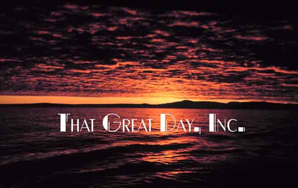 That Great Day, Inc. Logo