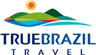 True Brazil Travel Logo