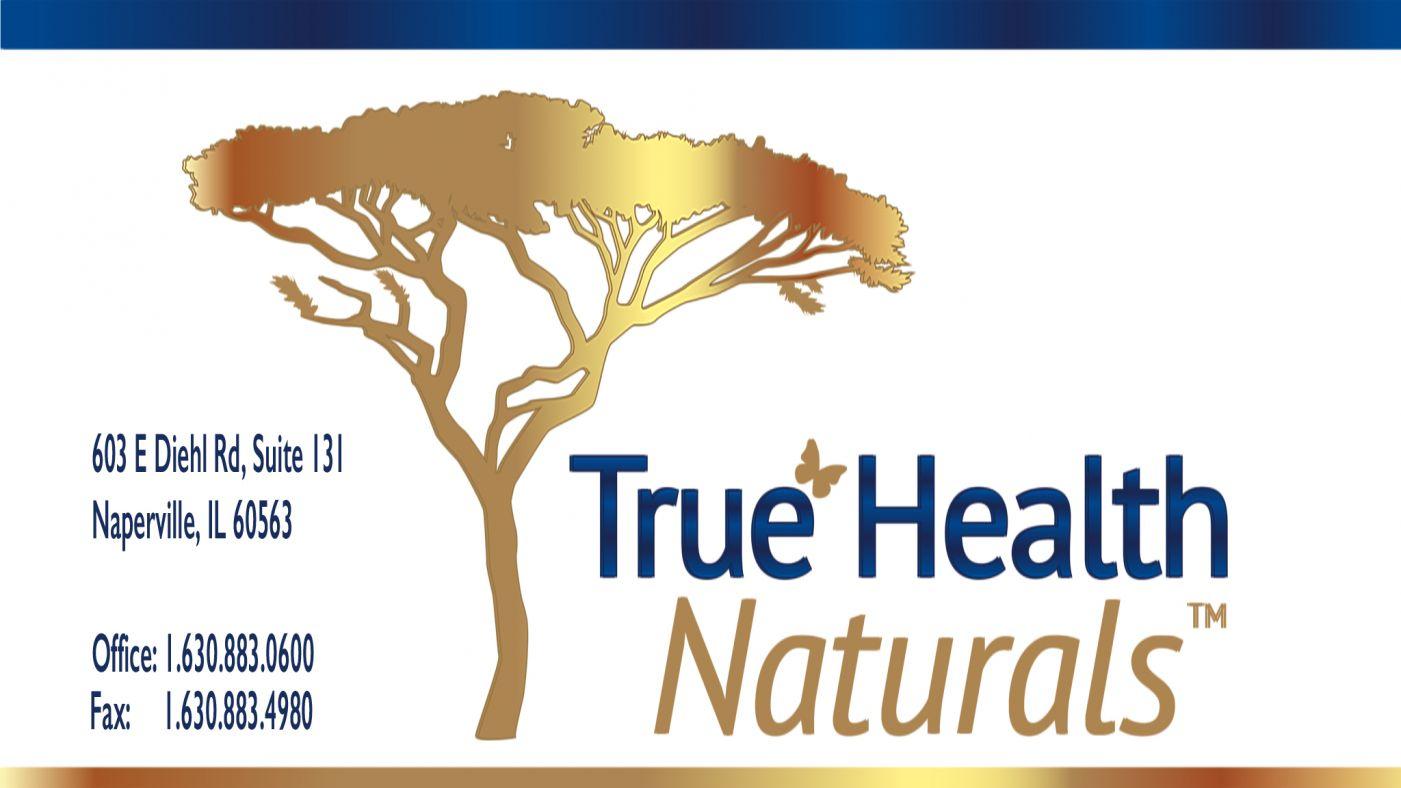 True Health Naturals Inc Logo