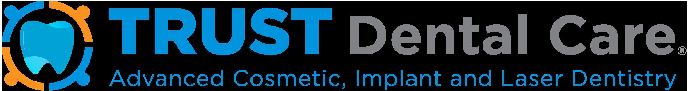 Trust Dental care Logo