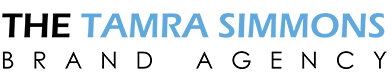Tamra Simmons Brand Agency Logo