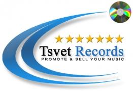 Tsvet Records Logo