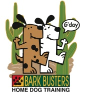 Bark Busters Home Dog Training Tucson Logo