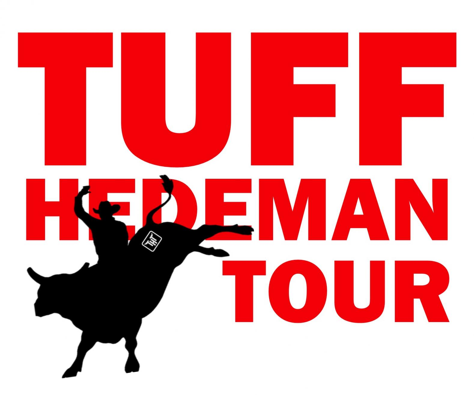 Tuff Hedeman Bull Riding Tour Logo