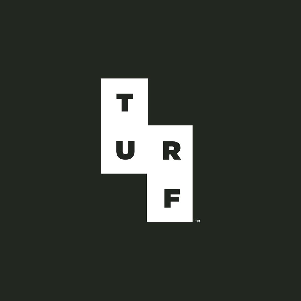 TURF Design Logo