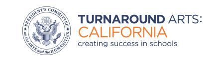 Turnaround Arts CA Logo