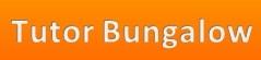 Tutor Bungalow Logo