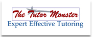 The Tutor Monster, Inc. Logo