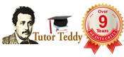 TutorTeddy.Com Logo