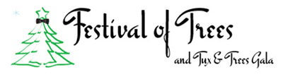 Festival of Trees (SWFL Goodwill Foundation) Logo