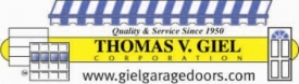 Thomas V. Giel Garage Doors, Inc. Logo