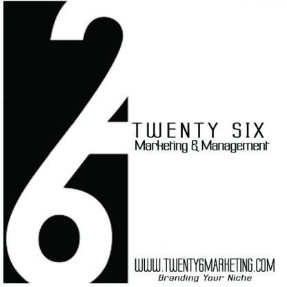 twenty6marketing Logo