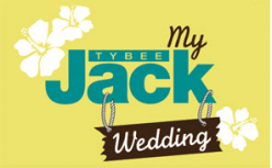 My Tybee Jack Wedding Logo