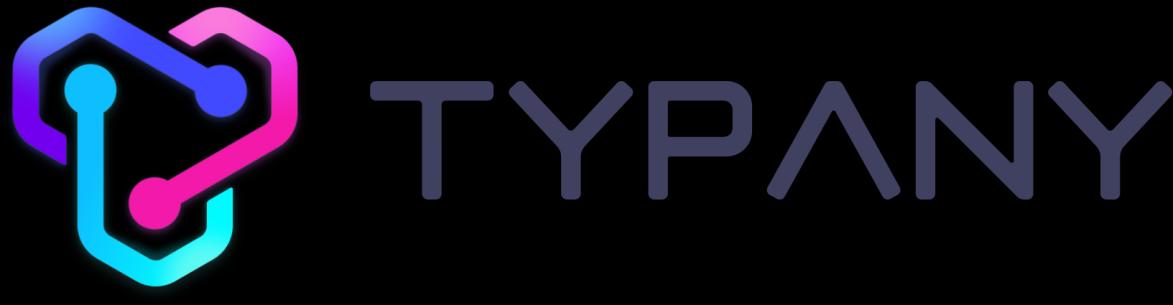 Typany Keyboard Logo