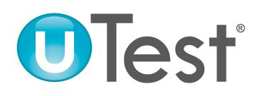 uTestInc Logo
