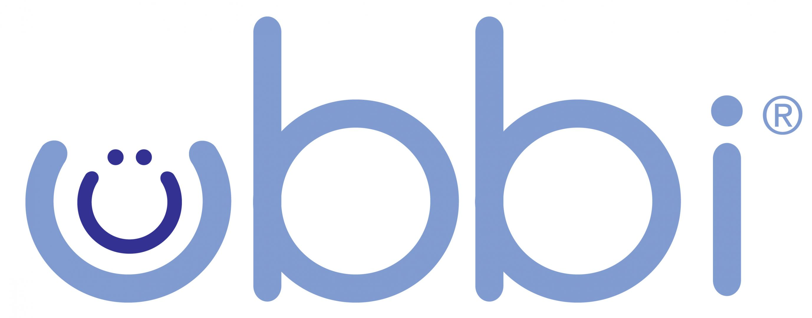 Ubbi World Logo