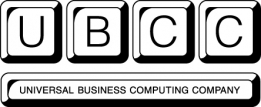 Universal Business Computing Company Logo