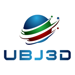 ubj3d_ Logo