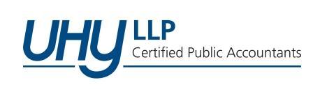 UHY LLP Logo