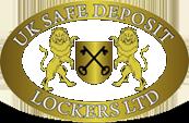 UK Safe Deposit Lockers Ltd Logo