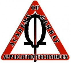 The Academy of Combat Application Techniques Logo