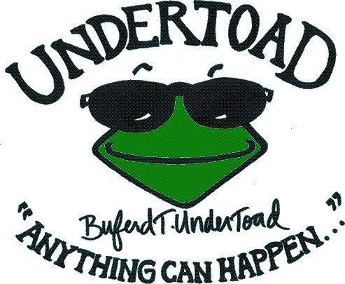 Undertoad Coastal Logo