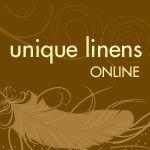 Unique Linens Online Logo