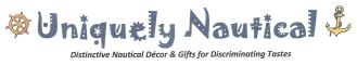 Uniquely Nautical - Decor & Gifts Logo
