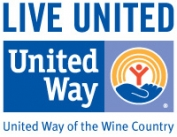 United Way of the Wine Country Logo