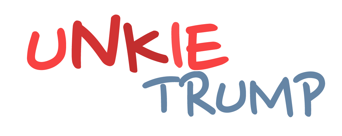 Unkie Trump Logo