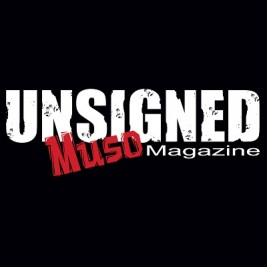 Unsigned Muso Magazine Logo