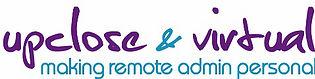 Upclose & Virtual Logo
