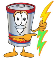 upower-batteries Logo
