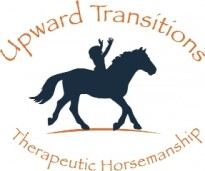 Upward TransitionsTherapuetic Horsemanship Logo